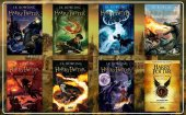 Harry Potter Serisi 8 Kitap Tam Set