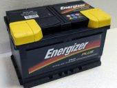 Energizer 12 Volt 80 Amper Alçak Premium Akü Üretim 2018