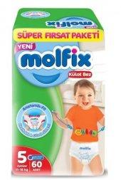 Molfix Süper Fırsat Paket Külot No 5 (11 18kg) 60 Adet