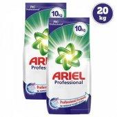 Ariel Pg Professionel Toz Deterjan 20 Kg (10+10)