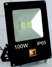 Global 100 Watt Smd Led Projektör Klf 175, 20.000 Saat Ömür