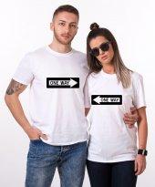Tshirthane Tek Yönüm Sevgili Kombini Tişörtleri