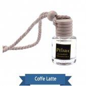 Pelara Coffe Latte Oto Araba Araç Oda Parfümü Kokusu 8 Ml