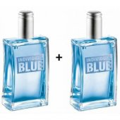 Avon Individual Blue 100 Ml Edt 2 Li Eknomik Set