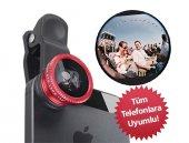 Selfie Cam Geniş Açılı Cep Telefonu Kamera Lensi Selfi Lensi