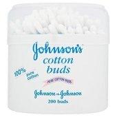 Johnsons Baby Kulak Temizleme Çubuğu 200lu