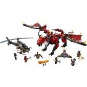 Lego Ninjago Masters Of Spinjitsu 70653 9 14 Yaş