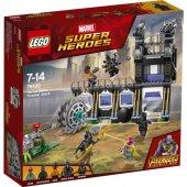 Lego 76103 Corvus Glaive Fırlatıcı Saldırısı