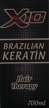 X10 Brezilya Keratin Kalıcı Düzleştirme Ve Bakım 700 Ml