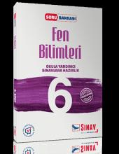 Sınav Yayınları 6. Sınıf Fen Bilimleri Soru Bankası