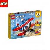 Lego Creator Cesur Akrobasi Uçağı Eğitici Zeka Geliştiren Oyuncak