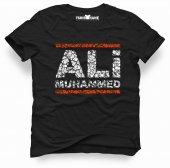 Tshirthane Mohamed Ali Run Dmc Kısakollu Tişört