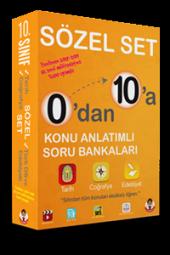 Tonguç 0dan 10a Konu Anlatımlı Soru Bankaları Sözel Set