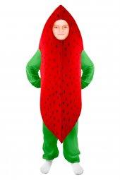 Karpuz Kostümü Çocuk Kıyafeti