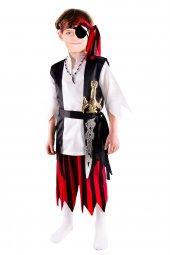 Korsan Kostümü Çocuk Kıyafeti
