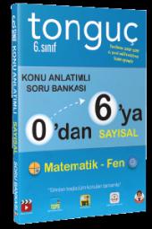 0' Dan 6' Ya Sayısal Konu Anlatımlı Soru Bankası