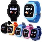 Eos Sim Kartlı Akıllı Saat Mavi(İthalatçı Firma Ga...