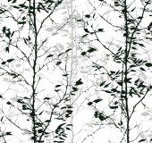 Floral Collection 5050 Ağaç Dalı Görünümlü Duvar Kağıdı