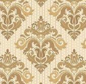 Classic Collection 4521 Barok Damask Desenli Duvar Kağıdı