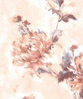Murella 100 M7626 Çiçek Motifli İtalyan Duvar Kağıdı