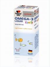 Doppelherz Omega 3 Liquid Family 250 Ml