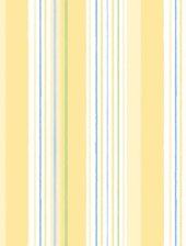 Coconet 564 2 Sarı Çizgili Duvar Kağıdı