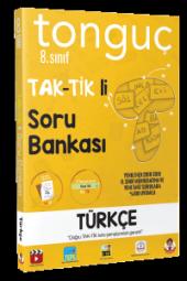 Tonguç Akademi 8. Sınıf Türkçe Taktikli Soru Bankası Lgs