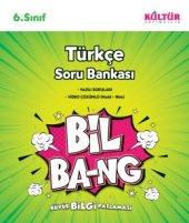 Kültür 6.sınıf Türkçe Soru Bankası (Bil Bang)