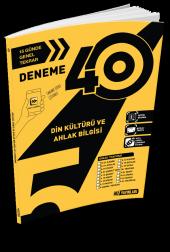 Hız Yayınları 5. Sınıf 40lı Din Kültürü Deneme 2019