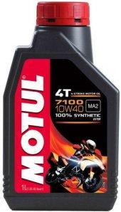 Motul 4t 7100 10w40 Motosiklet Motor Yagı Size Oze...