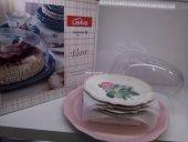 Laviva Rosa 8 Parça 6 Kişilik Pasta Takımı