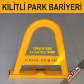Otopark Bariyeri Yatar Kalkar Kişisel Kilitli Park Bariyeri