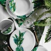 Kütahya Porselen 10150 Desen 24 Parça 6 Kişilik Yemek Takımı
