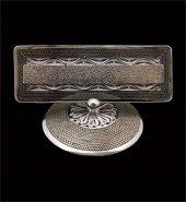 Telkari Masaüstü Gümüş İsimlik