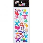 Ticon 138067 Puffy Sticker Tps 25