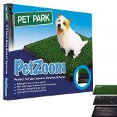 Petzoom Pet Park Köpek Tuvaleti Büyük Boy