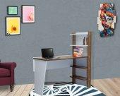 Nesse Shop Çalışma Masası Yenilikçi Kitaplık Tasarımlı Ve Modüler