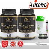 2 Adet Torq Nutrition Gold Zma + L Arginine Complex 90 Kapsül