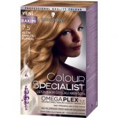 Colour Specıalıst Altın Parıltılı Kumral 7.5 (4lü Alımlarda Tarak Veya Makyaj Çantası Hediyeli)