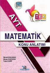 Yayındenizi Ayt Tek Serisi Matematik Soru Bankası...