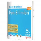 5.sınıf Fen Bilimleri Soru Bankası 4 Adım Yayınları