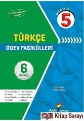 5.sınıf Türkçe Ödev Fasikülleri Aydın Yayınları