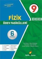 9.sınıf Fizik Ödev Fasikülleri Aydın Yayınları
