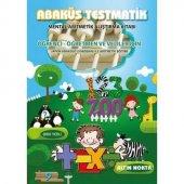 Abaküs Tersmatik Mental Aritmetik Kitabı Altın Nokta Yayınları