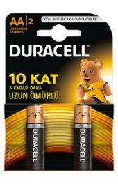 Duracell Aa Alkalin Pil 2 Adet
