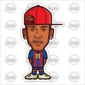 Neymar Sticker 24021
