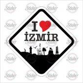 ı Love İzmir Sticker 20127