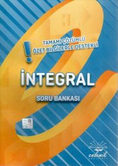 Endemik Yayınları İntegral Soru Bankası