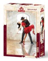 Art Puzzle Tutkunun Dansı 1000 Parça Puzzle