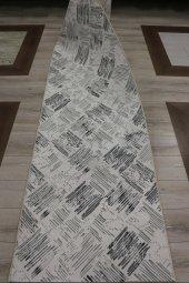 S 839 Butik Dekoratif Kaymaz Tabanlı Yolluk Kesme Yolluk 80x300